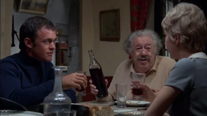 Ох, Уж этот Дед! (Франция 1968) Комедия, Драма, Экранизация