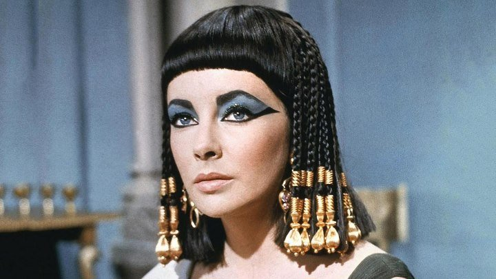 Клеопатра ( Cleopatra ) 1963, Великобритания, США, Швейцария ( FHD - 1080 )