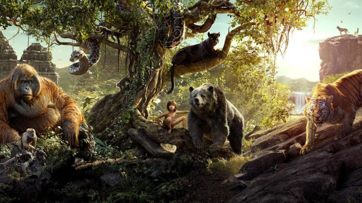 Книга джунглей (2016) The Jungle Book