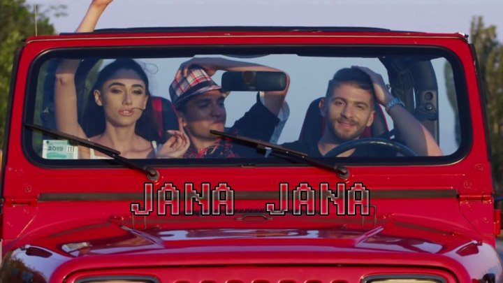 ➷ ❤ ➹Jilbér ft. Ara Hovhannisyan - JANA JANA (Official Video 2018)➷ ❤ ➹