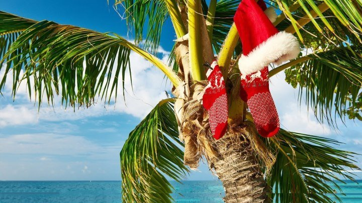 Новый Год на Карибах (Пунта Кана, Доминикана)