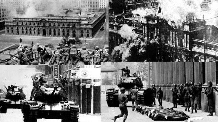 Тайная война. Переворот в Чили