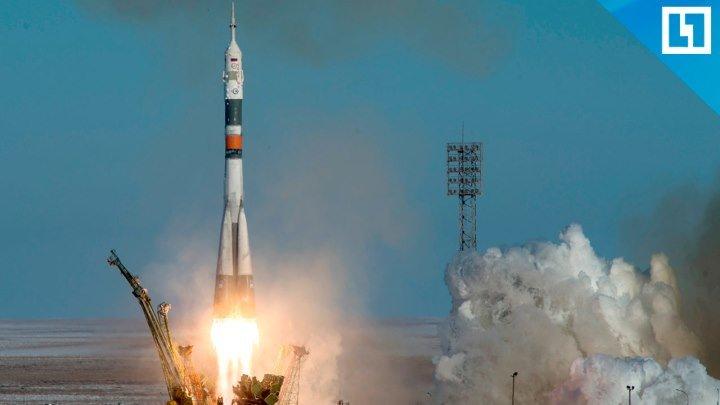 Новый экипаж космонавтов отправляется на МКС
