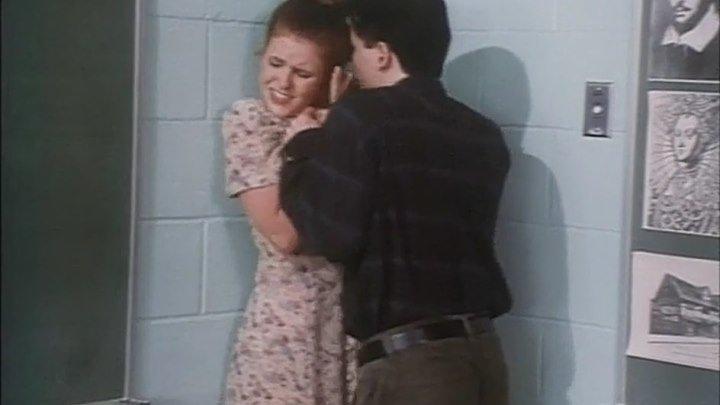 сексуальное насилие(изнасилование,rape) из фильма: Lethal Justice (Cassian's Kids) - 1995 год