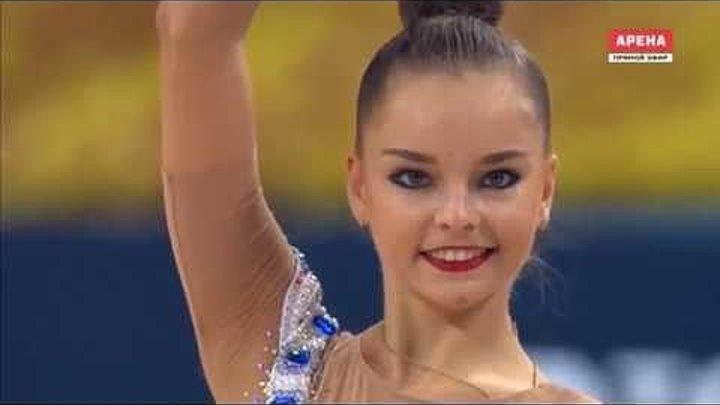 Арина Аверина -- Чемпионат мира 2018