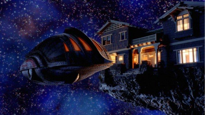 Затура: Космическое приключение. фантастика, фэнтези, боевик, комедия, приключения