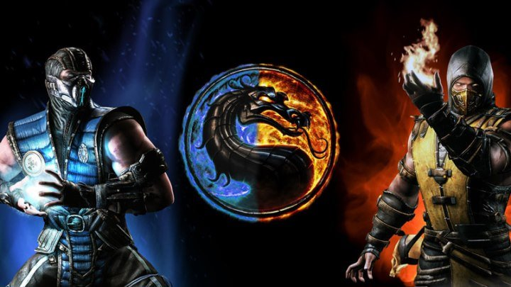 The Immortals - Mortal Kombat 1995 - 1997