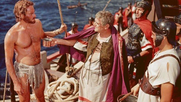 Бен Гур (2 серия) 1959 Драма, Приключения