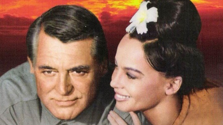 Папа Гусь (1964) (BDRip-720p) MVO (Somewax) Комедия, мелодрама, приключения, военный Кэри Грант, Лесли Карон, Тревор Ховард, Джек Гуд, Шерил Локк, Пип Спарк, Верина Гринлоу