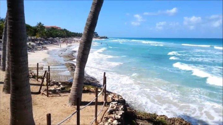 Берег золотой - Варадеро (Куба)