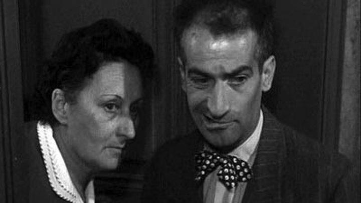 "х/ф ""Папа, мама, моя жена и я"" (Франция,1955) Советский дубляж"