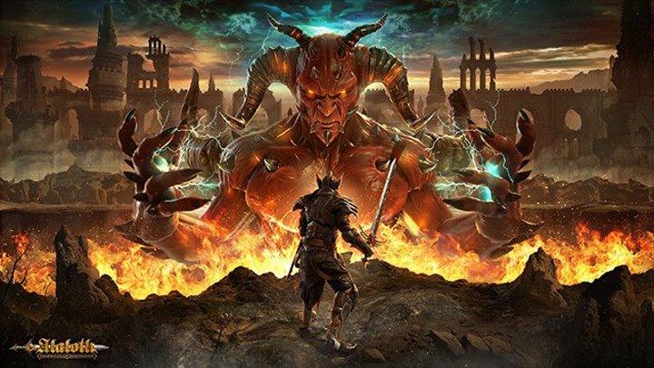Демония: Несущий смерть (2017) Demonia Undertaker