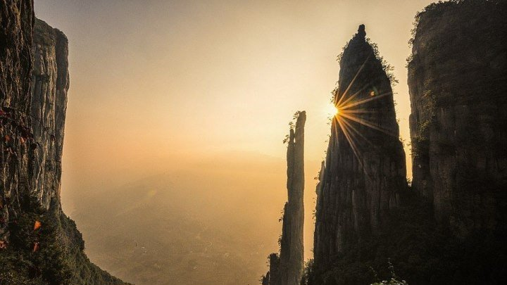 Кругосветка 15. Китайский Гранд Каньон.