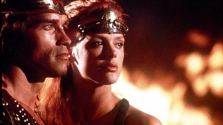 Рыжая Соня Red Sonja (1985). фэнтези, боевик, приключения