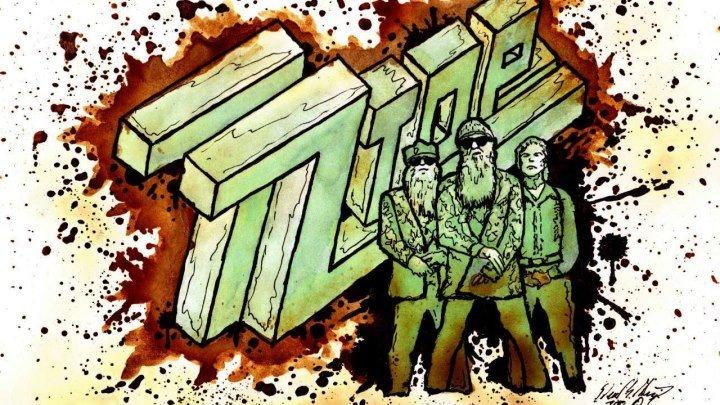 ZZ TOP - WANTED - LIVE IN NEW JERSEY. 2003 - https://ok.ru/rockoboz (8203)