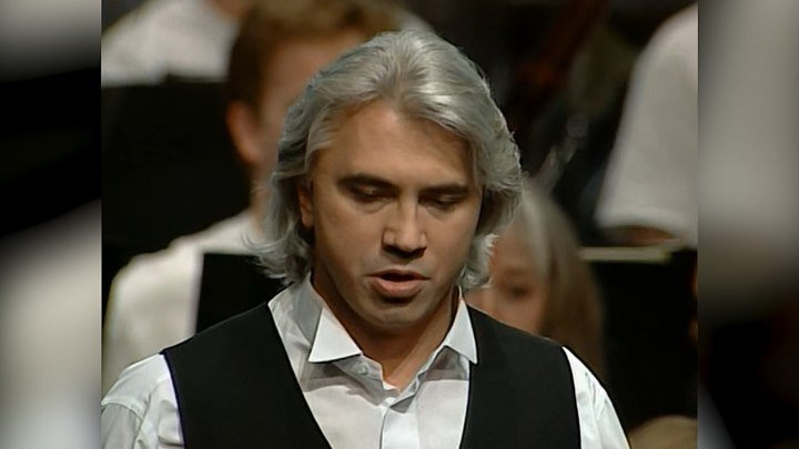 «Eri tu che macchiavi quell' anima» - Ария Ренато из оперы Дж. Верди «Бал-маскарад» - Дмитрий Хворостовский (1998)
