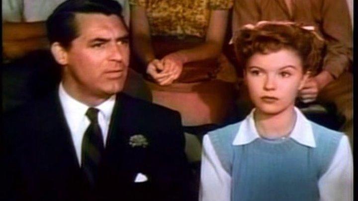 Холостяк и девчонка (1947) / The Bachelor and The Bobby-Soxer (1947) [Цветная версия]