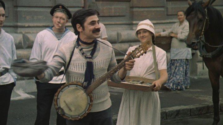 """А.Панкратов-Чёрный - А ну-ка, убери свой чемоданчик (Песня из фильма """"Мы из джаза"""")"""