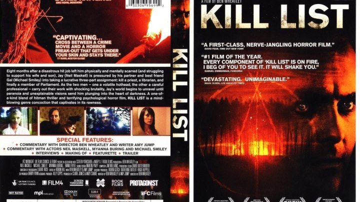 Список смертников (2011) триллер, криминал