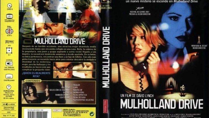 18+ Малхолланд Драйв 2001 детектив.Эротика.