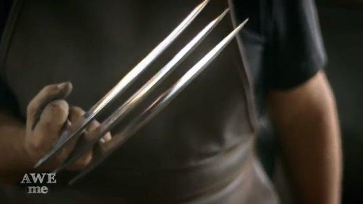 Как сделать настоящие когти росомахи ? ответ в этом видео :)