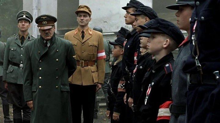 Бункер 2004 (драма, военный, биография, история)