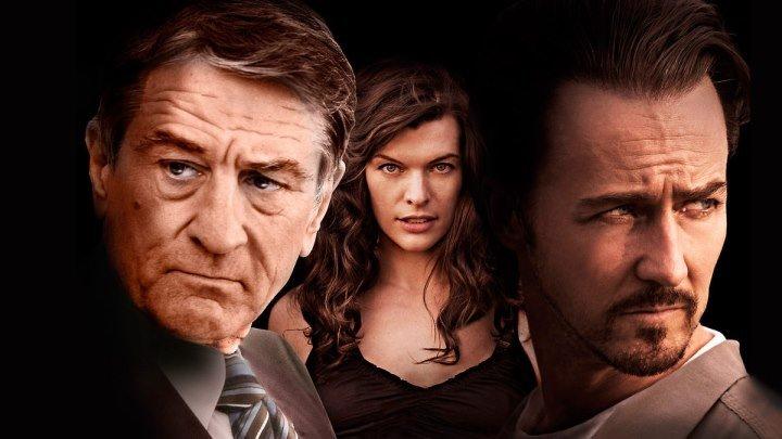 Стоун (Stone). 2010. Триллер, драма