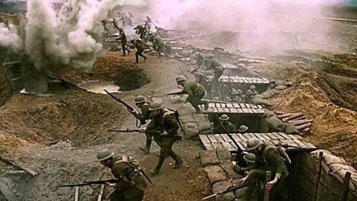 """Фильм """" Пропавщий батальон """" Исторический , Боевик, Военный, Драма 2001"""