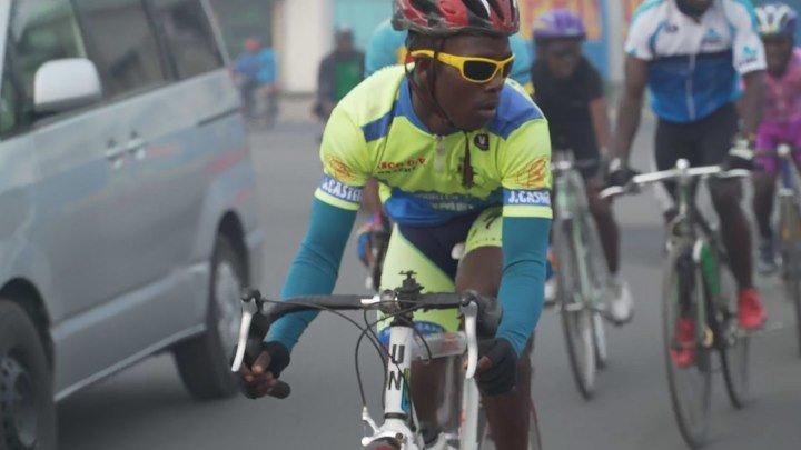 Конго- велогонка за счастьем