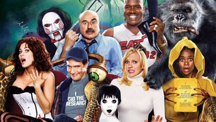 Очень страшное кино 4 (2006) 1080p