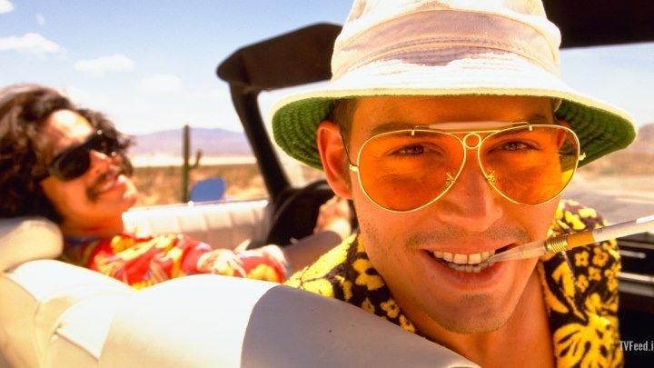 Страх и ненависть в Лас-Вегасе 1998 драма, комедия