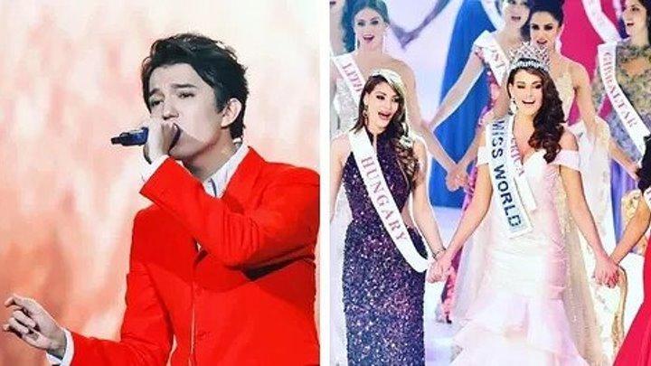 Песня Димаша в финале конкурса «Мисс Мира-2018»