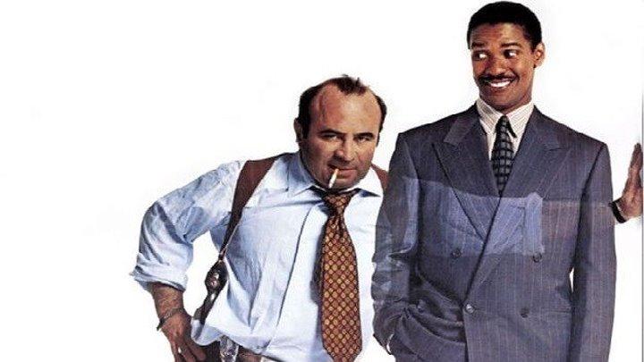 "Дензел Вашингтон в Фантастической Комедии ""Состояние сердца"" HD(фэнтези, драма, комедия, криминал)1990"