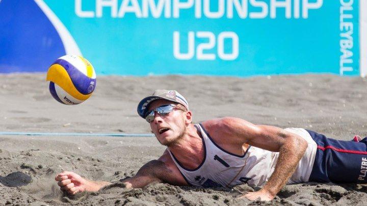 Пляжный волейбол. ЧЕ U20. Полуфинал. Мужчины и Женщины. 1 июля 9.30 МСК