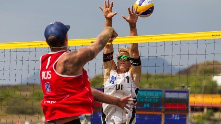 Пляжный волейбол. ЧЕ U20. ФИНАЛ. Мужчины и Женщины. 1 июля 15.00 МСК