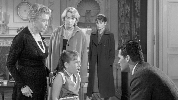 Детский час (США 1961 ᴴᴰ) 16+ Драма, Мелодрама _ Одри Хепберн, Ширли МакЛейн