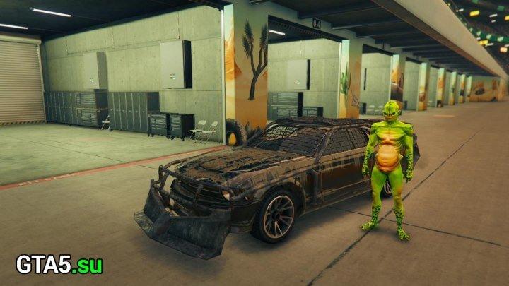 Мастера игры I - Битва на арене GTA Online