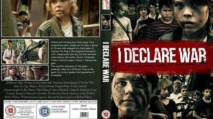 Я объявляю войну (2012) боевик, драма,