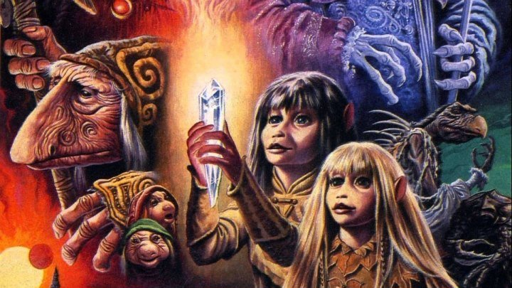 Темный кристалл (1982) Фэнтези, семейный, анимационный (HD-720p) MVO Роли озвучивали: Джим Хенсон, Катрин Муллен, Дэйв Гольц, Луиз Голд, Брайан Мюел, Боб Пейн