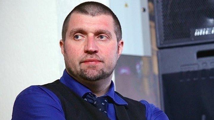 Россия - это чиновничья страна. Дмитрий Потапенко