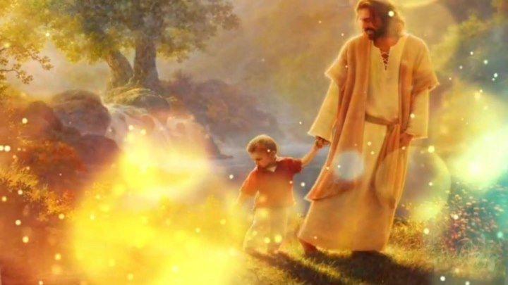 ОЧЕНЬ КРАСИВАЯ ПЕСНЯ ПРО БОГА!!!!