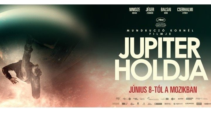 """Спутник Юпитера / Jupiter holdja"" 2017"