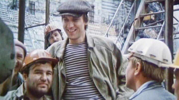 "х/ф ""Требуются мужчины"" (1983) HD"