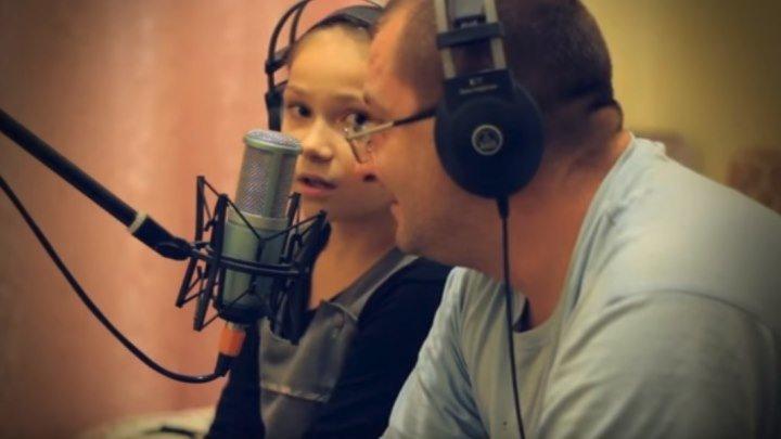 Папа и дочь обалденно спели песню!