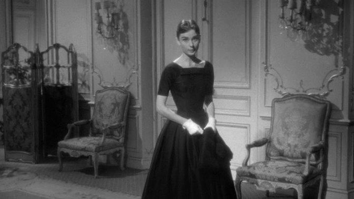 Любовь после полудня (1957) / Love in the Afternoon (1957)