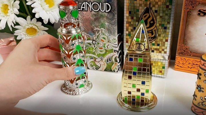 Потрясающие арабские духи в обзоре для вас. Невероятно приятные и очень стойкие оригинальные ароматы на маслах! Приятного просмотра!