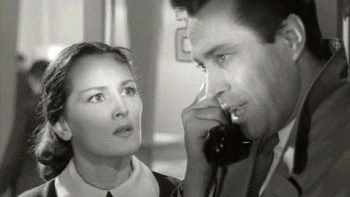"""х/ф """"Одна строка"""" (1960)"""