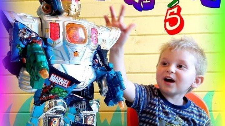 Супер герои Marvel, ластики из Пятерочки
