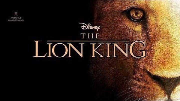 Король Лев - тизер-трейлер 6+