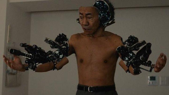 Инуясики 2018 боевик, триллер, фантастика